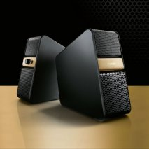 Yamaha NXB55G Bluetooth Speaker in Gold