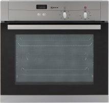 Neff B12S53N3GB Electric Single Oven in Stainless Steel