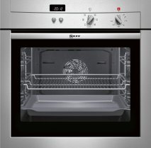 Neff B14M42N3GB Single oven Stainless steel