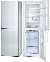 Bosch KGN34VW20G 60cm Fridge Freezer in White