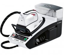 Bosch TDS4571GB 3100W Steam Generator Iron White and Black