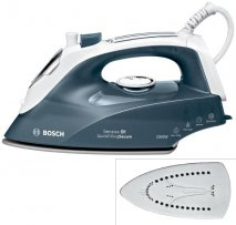 Bosch TDA2650GB 2300W Steam Iron in Blue with 95g Steam Shot