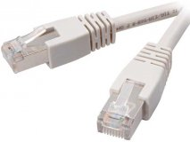 Vivanco CCN4305 EDP45332 CAT 5e Network Lead, 3m Length