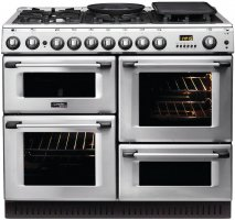 Hotpoint CH10750GFS Cannon by Hotpoint 100cm Gas Cooker Stainless Steel