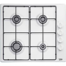 Beko CIHG20SW 60cm Gas Hob in White