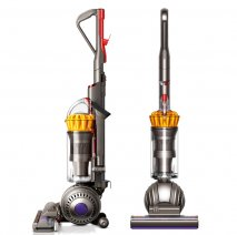 Dyson DC40i ERP Upright Bagless Cleaner in Silver and Yellow