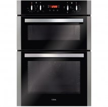 CDA DC940SS Built In Electric Double Oven in Stainless Steel
