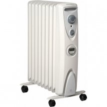 Dimplex OFRC20TIN 2kW Oil Free Column Radiator with Timer