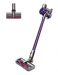 Dyson V6 Animal Cordless Vacuum Cleaner included with Mini Motorised tool for Pet Owners