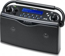 Roberts Ecologic 4 DAB/FM RD21 Digital Portable Radio in Black