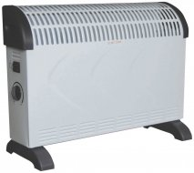 Europasonic ES1256 Fine Elements 2000W Convector Heater in White