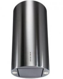 CDA EVC4SS 40cm Cylinder Chimney Hood in Stainless Steel with With 5Yr Parts Guarantee