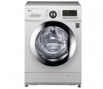 LG F1489AD 8kg 1400rpm Washer Dryer in White
