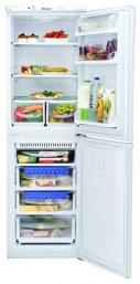 Hotpoint FFAA52P 55cm Wide Fridge Freezer In Polar White