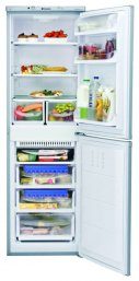 Hotpoint FFAA52S 55cm Wide Fridge Freezer In Silver