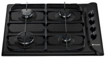 Hotpoint G640SK ''Style'' 60cm Gas Hob in Black