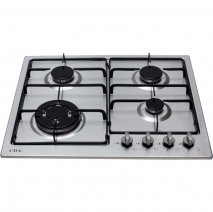 CDA HG6250SS 60cm Gas Hob in Stainless Steel