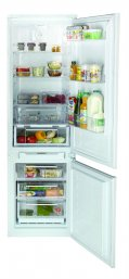 Hotpoint HM31AA Built-in Fridge Freezer in White