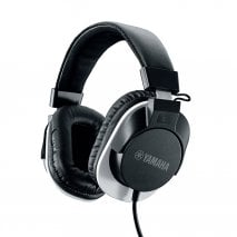 Yamaha HPH-MT120 Studio Headphones Black