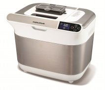 Morphy Richards 48324 premium plus breadmaker (Ice White)