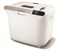 Morphy Richards 48326 Manual Breadmaker (White)
