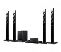 Samsung HTJ5150 5.1 Channel Blu-Ray Home Cinema System - HT-J5150