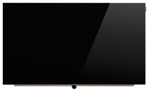 Loewe Bild 5.65 65 Inch OLED 4K Ultra HD Television in Silver Oak with Integrated Hard Drive