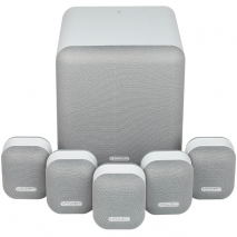 Monitor Audio Mass 5.1 Gen 2 Surround Sound Speaker System in Mist White