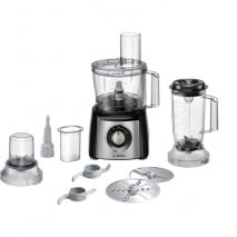 Bosch MultiTalent 3 MCM3501MGB  Food processor  800 W Brushed Stainless Steel Black