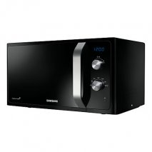 Samsung MS23F301EAK Solo Microwave With Grill Black With Silver Handle