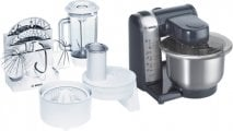 Bosch MUM46A1GB MUM4 Food Mixer in Anthracite