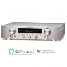 Marantz NR1200 Slim Stereo Network Receiver with HEOS Built-in Silver