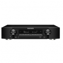 Marantz NR1710 Slim 7.2Ch 4k Ultra HD AV Receiver with HEOS Built-in - Open Box Unused Unit A1 New Condition