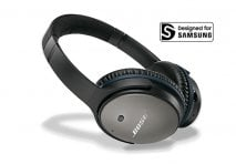 Bose QuietComfort 25 Acoustic Noise Cancelling Headphones in Black for Selected Samsung and Android Devices