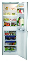 Hotpoint RFAA52S Fridge Freezer in Silver