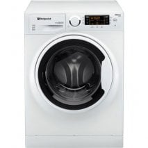 Hotpoint Ultima S-Line RPD10457J 10 Kg 1400RPM Washing Machine in White
