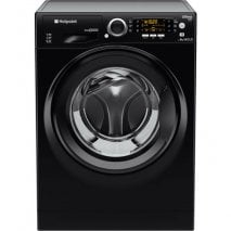 Hotpoint Ultima S-Line RPD10457JK 10 Kg 1400 RPM Washing Machine in Black