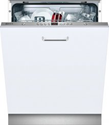 Neff S51L43X0GB Fully integrated Dishwasher 60cm In Stainless Steel