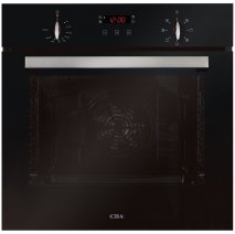 CDA SK310BL 60cm Multifunctional Elecric Oven in Black with Free 5Yr Parts, 2Y Labour Guarante via Registration