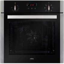 CDA SK310SS 60cm Multifunctional Electric Oven in Stainless Steel with Free 5Yr Parts, 2Yr Labour Guarantee via Registration
