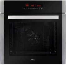 CDA SK410SS 60cm Multifunctional Electric Oven in Stainless Steel with Free 5Yr Parts, 2Yr Labour Guarantee via Registration