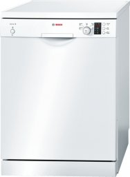 Bosch SMS50C12UK Freestanding ActiveWater Dishwasher 60cm  White