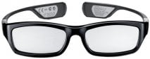 Samsung SSG3300GR 3D Glasses Wireless charge ready or USB, Large Size fit, Fit Over Style