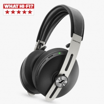 Sennheiser Momentum Wireless 3 Noise Cancelling Bluetooth Over Ear Headphones with Mic and Remote Black Side 2