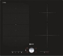 Neff T51T53X2 Induction hob Black ceramic glass