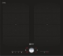 Neff T51T55X2 Induction hob Black ceramic glass