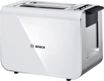 Bosch TAT8611GB Toaster Styline Range White Gloss Finish