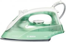 Bosch TDA2622GB Steam Iron in White/Green