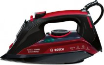 Bosch TDA5070GB Steam Iron Sensixx'x DA50 Edition Rosso in Black and Red