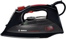 Bosch TDS1220GB Compact Steam Generator Iron in Red/Grey